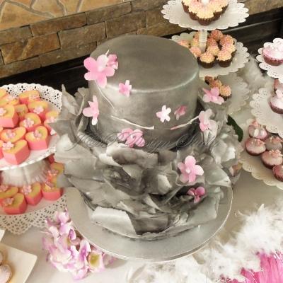 Декорация на сладка маса за рожден ден