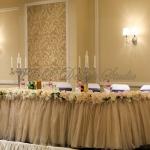 сватбена украса в хотел рамада