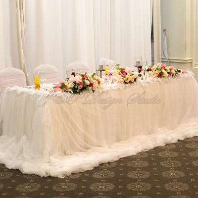 сватбена декорация в царско село