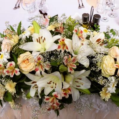 Сватбена украса в Ресторант Ростов