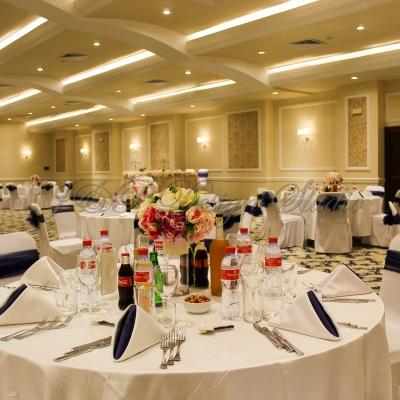 сватбена украса в хотел рамада, софия