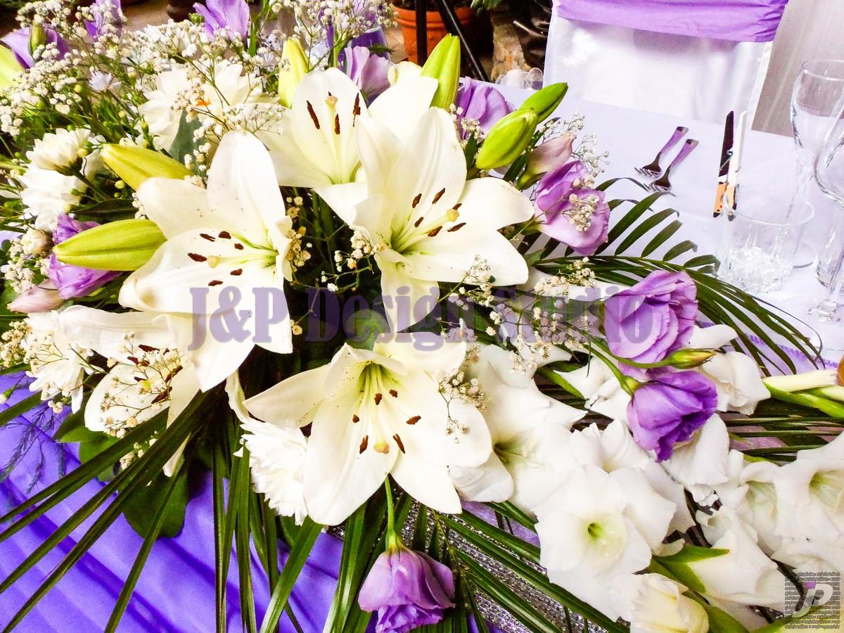 Украса от цветя