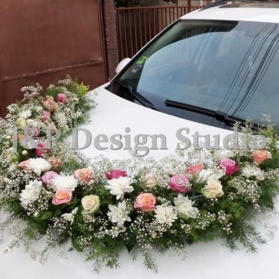 Флорална украса
